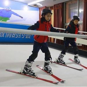 室内滑雪设备